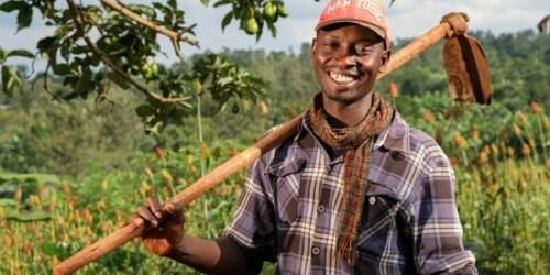 Caritas International België Vermindering van de economische, sociale en ecologische kwetsbaarheid in Burundi